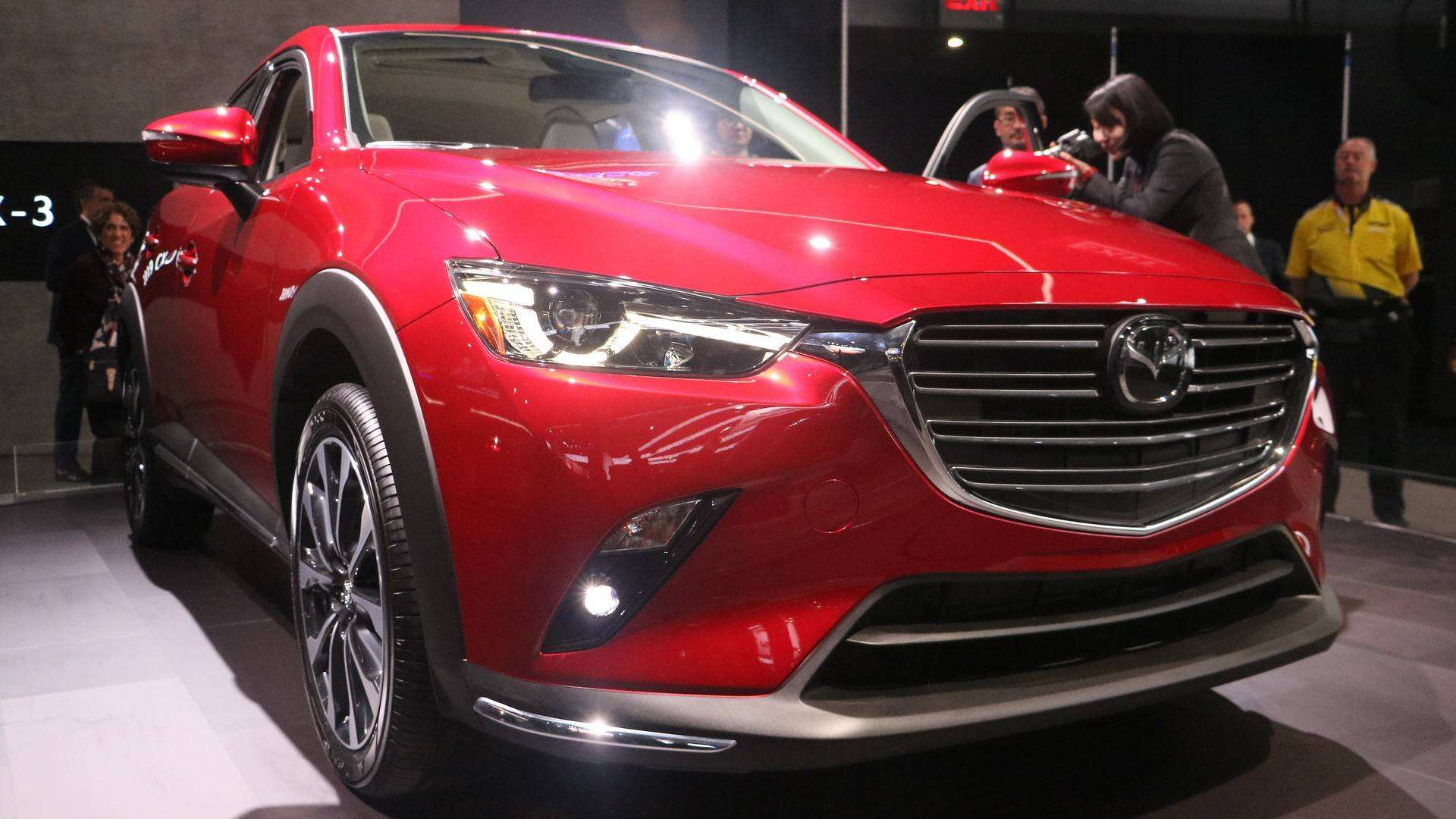 56 All New Mazda Cx 3 2020 Uk Pricing