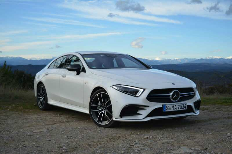 56 All New Mercedes 2019 Cls Model