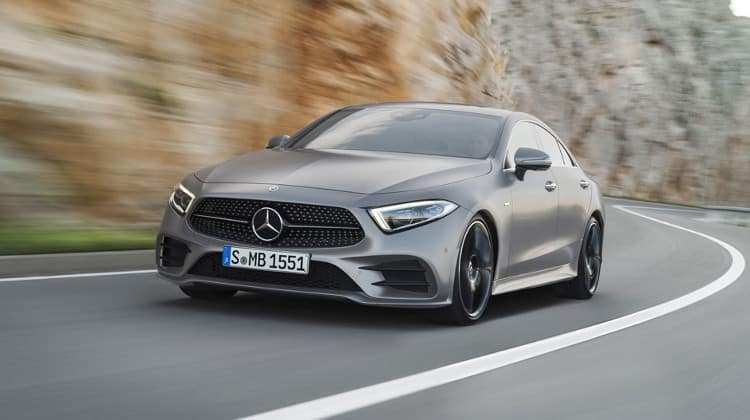 56 All New Mercedes 2019 Release Spy Shoot