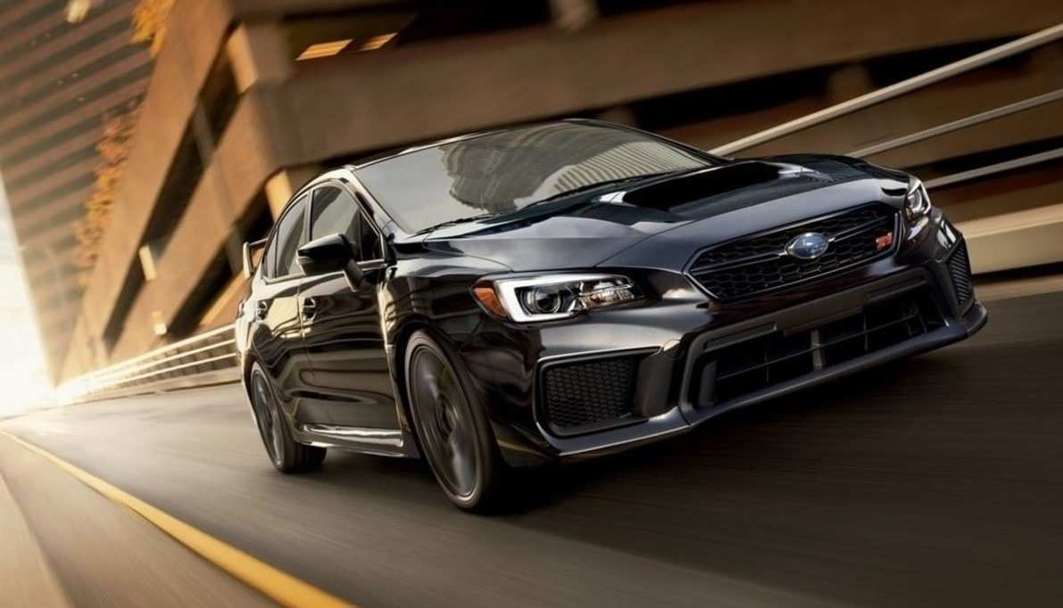 56 All New Subaru News Sti 2020 New Concept