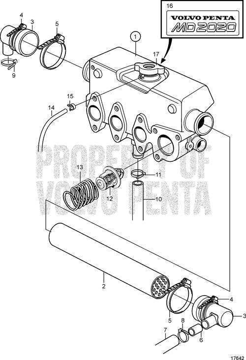 56 All New Volvo Md2020 Parts Engine