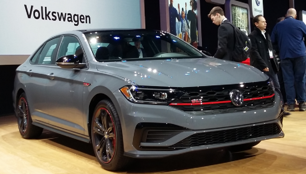 56 All New Vw Gli 2019 Exterior