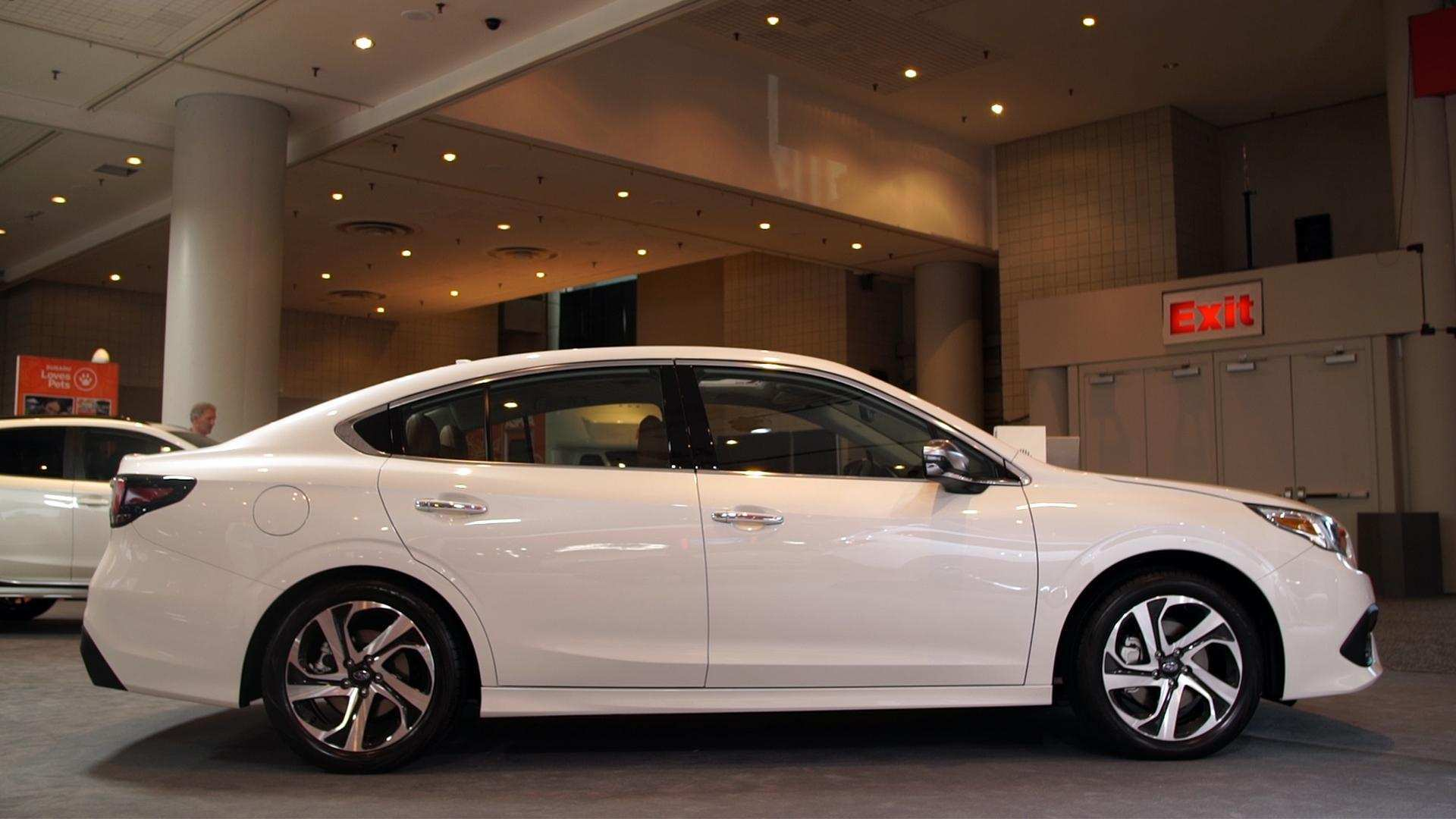 56 All New When Will 2020 Subaru Legacy Be Available Exterior And Interior
