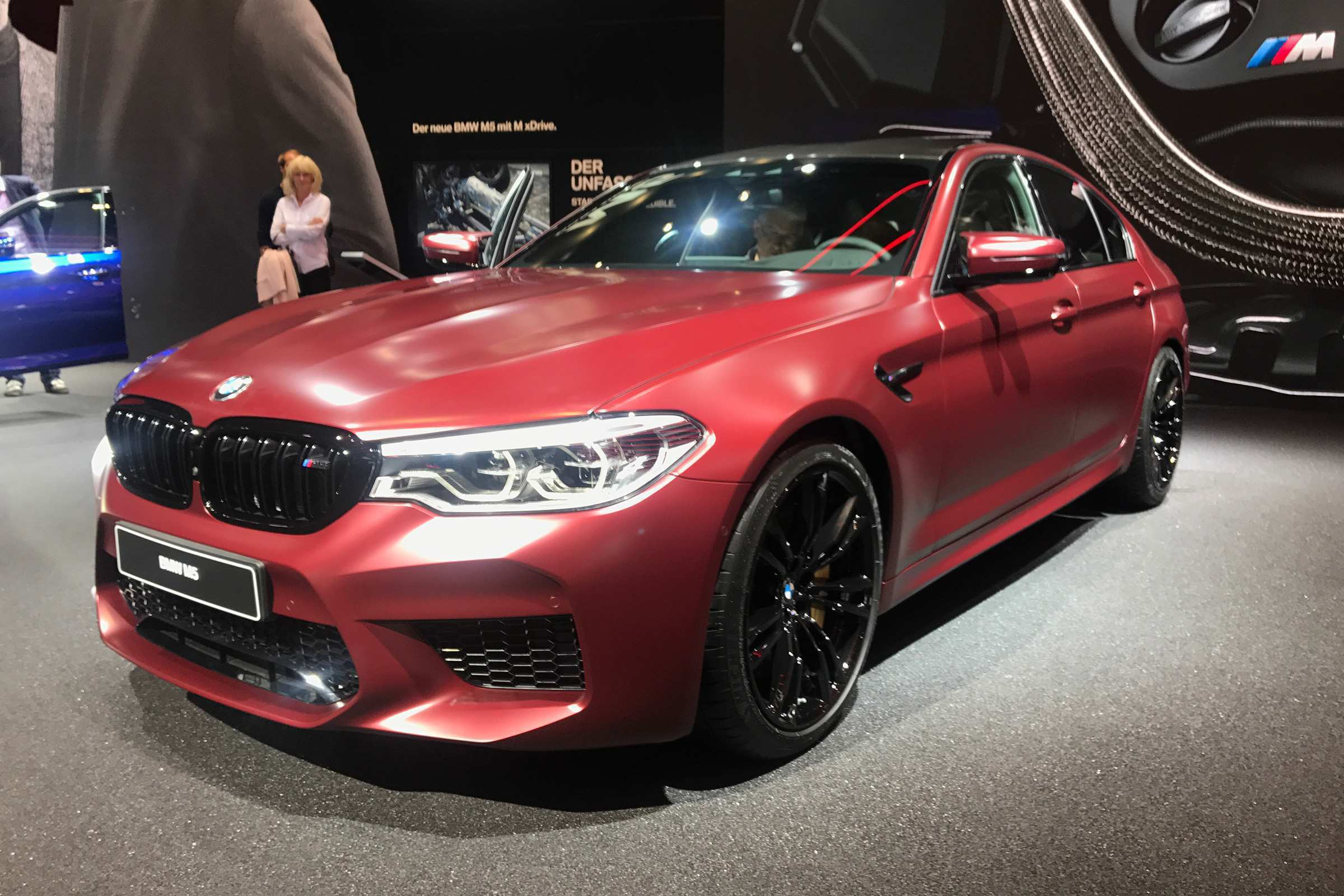 56 Best 2019 BMW M5 Get New Engine System Specs And Review