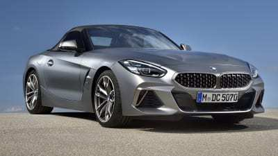 56 Best 2019 BMW Z4 Redesign And Review