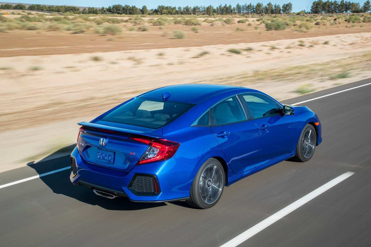 56 Best 2019 Honda Civic Si Sedan Exterior
