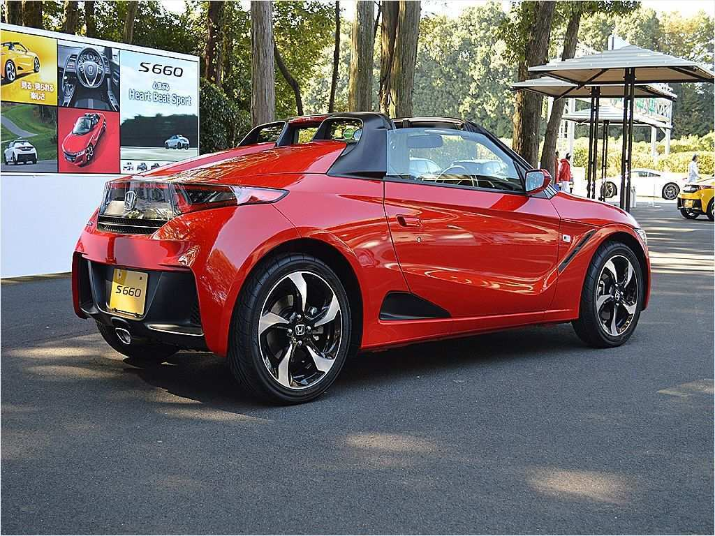 56 Best 2019 Honda S660 New Model And Performance