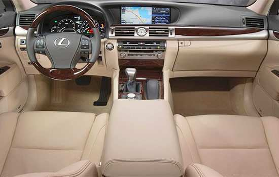 56 Best 2019 Lexus Ls 460 Wallpaper