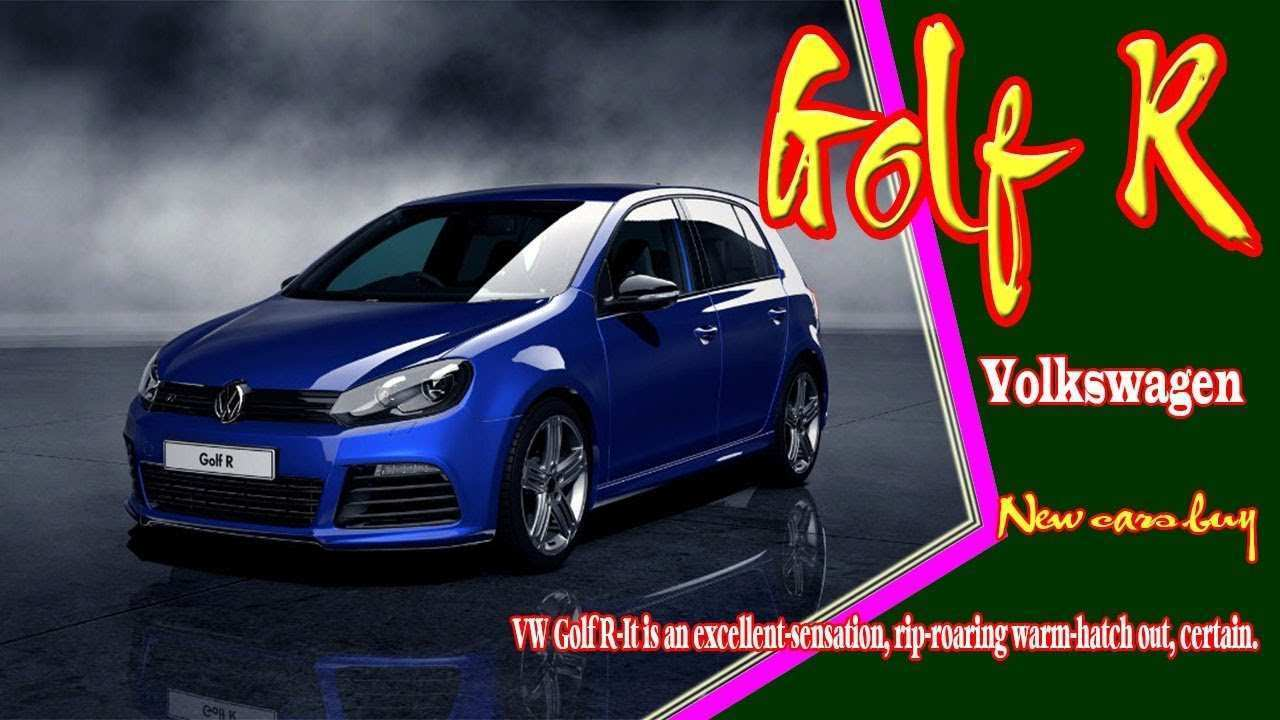 56 Best 2019 VW Golf R USA Spesification