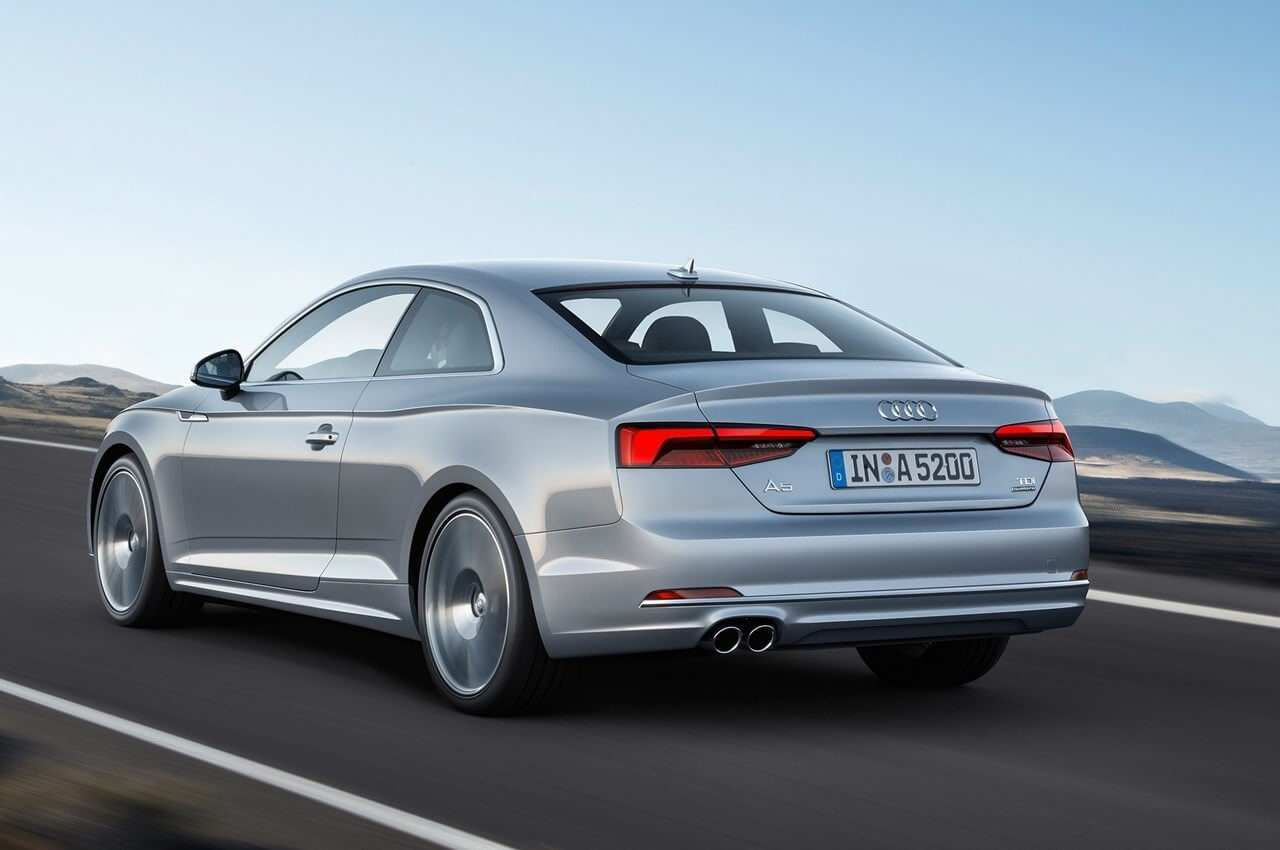 56 Best 2020 Audi A5 Coupe Performance And New Engine