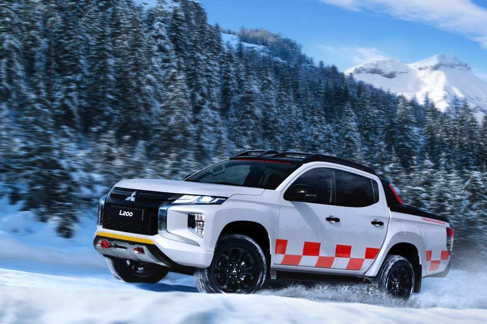 56 Best 2020 Mitsubishi L200 Price Design And Review