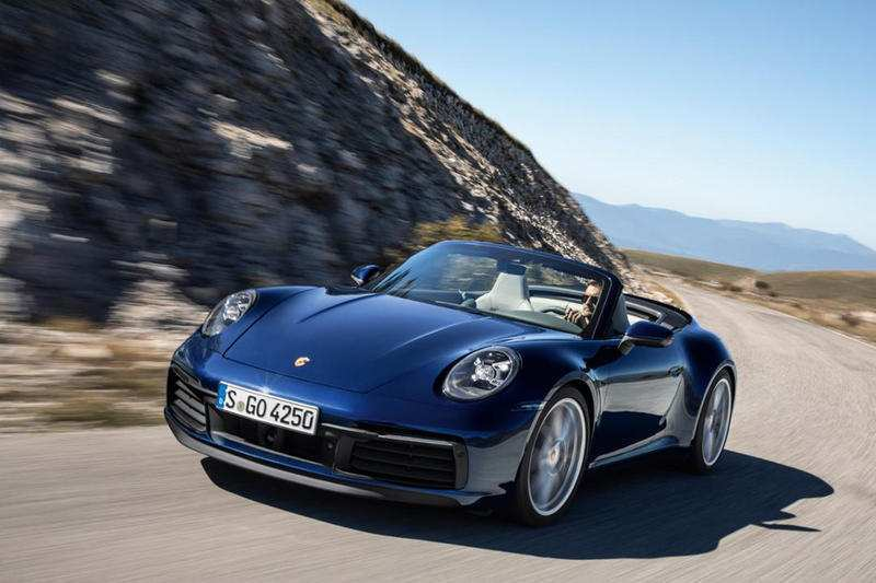 56 Best 2020 Porsche 911 Redesign And Review