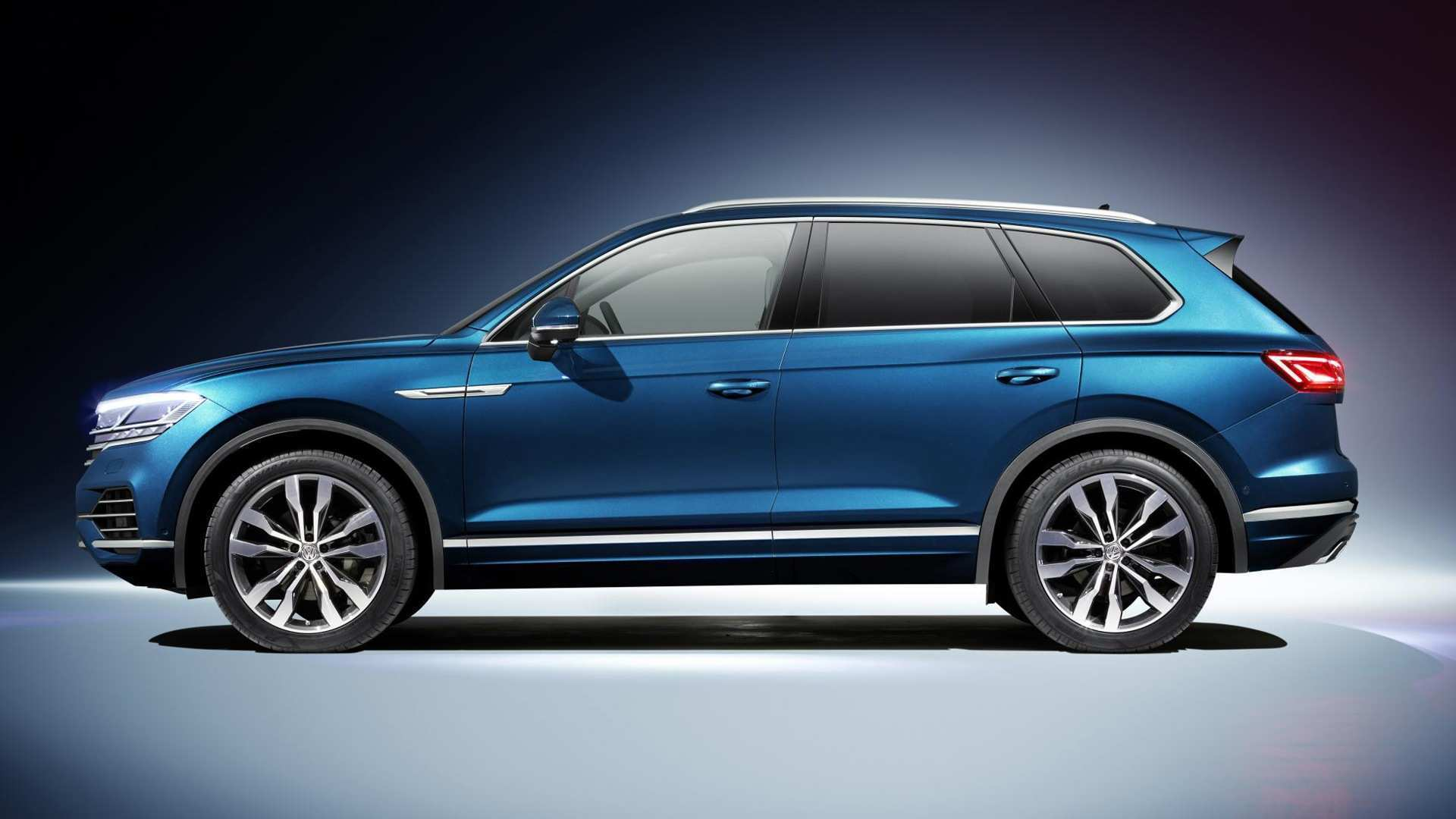 56 Best 2020 VW Touareg Overview