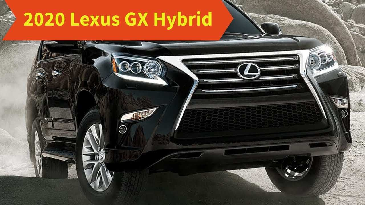 56 Best Lexus Gx Hybrid 2020 Pricing