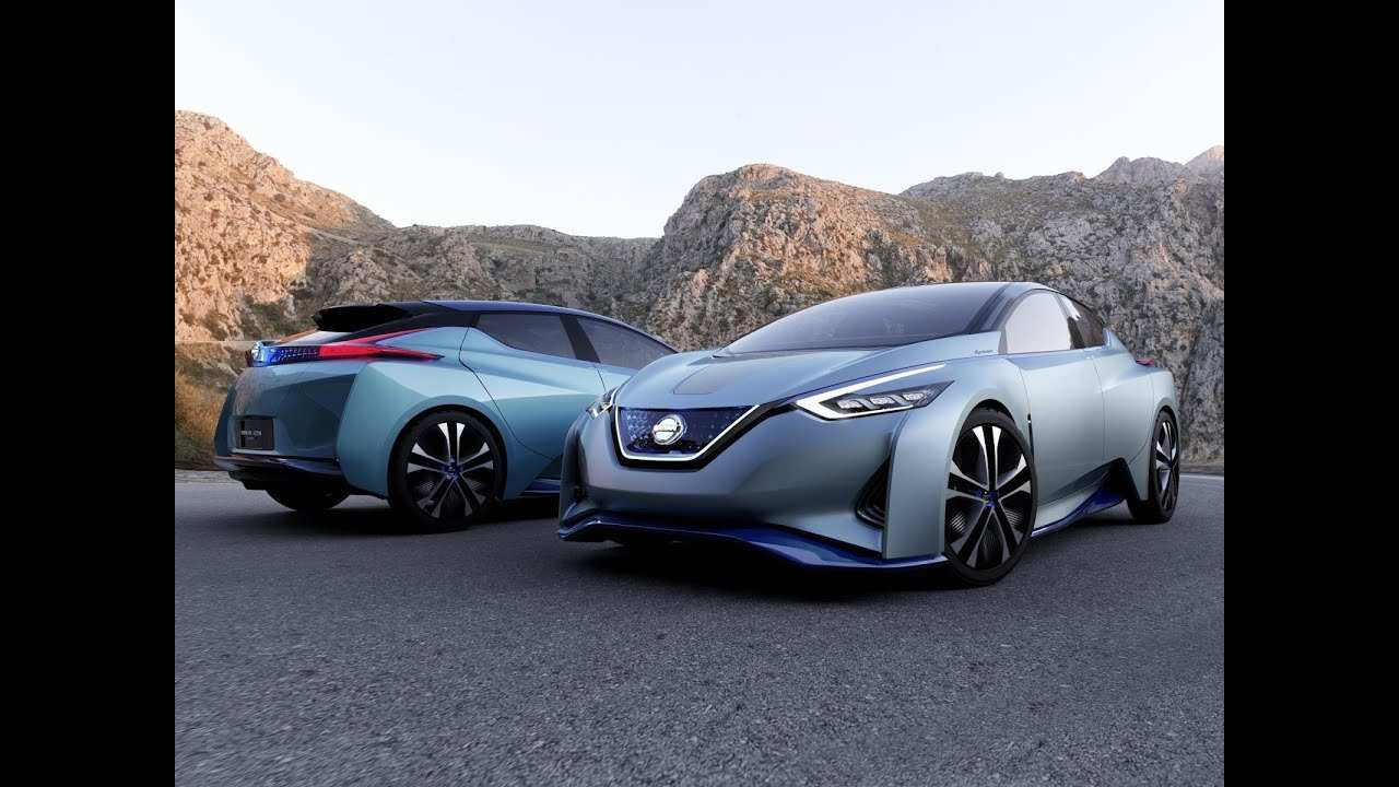 56 Best Nissan Ev 2020 Redesign