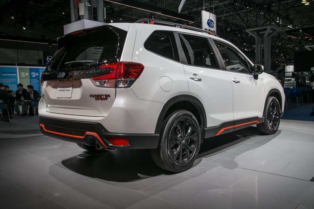 56 Best Subaru Forester 2019 Hybrid Performance And New Engine