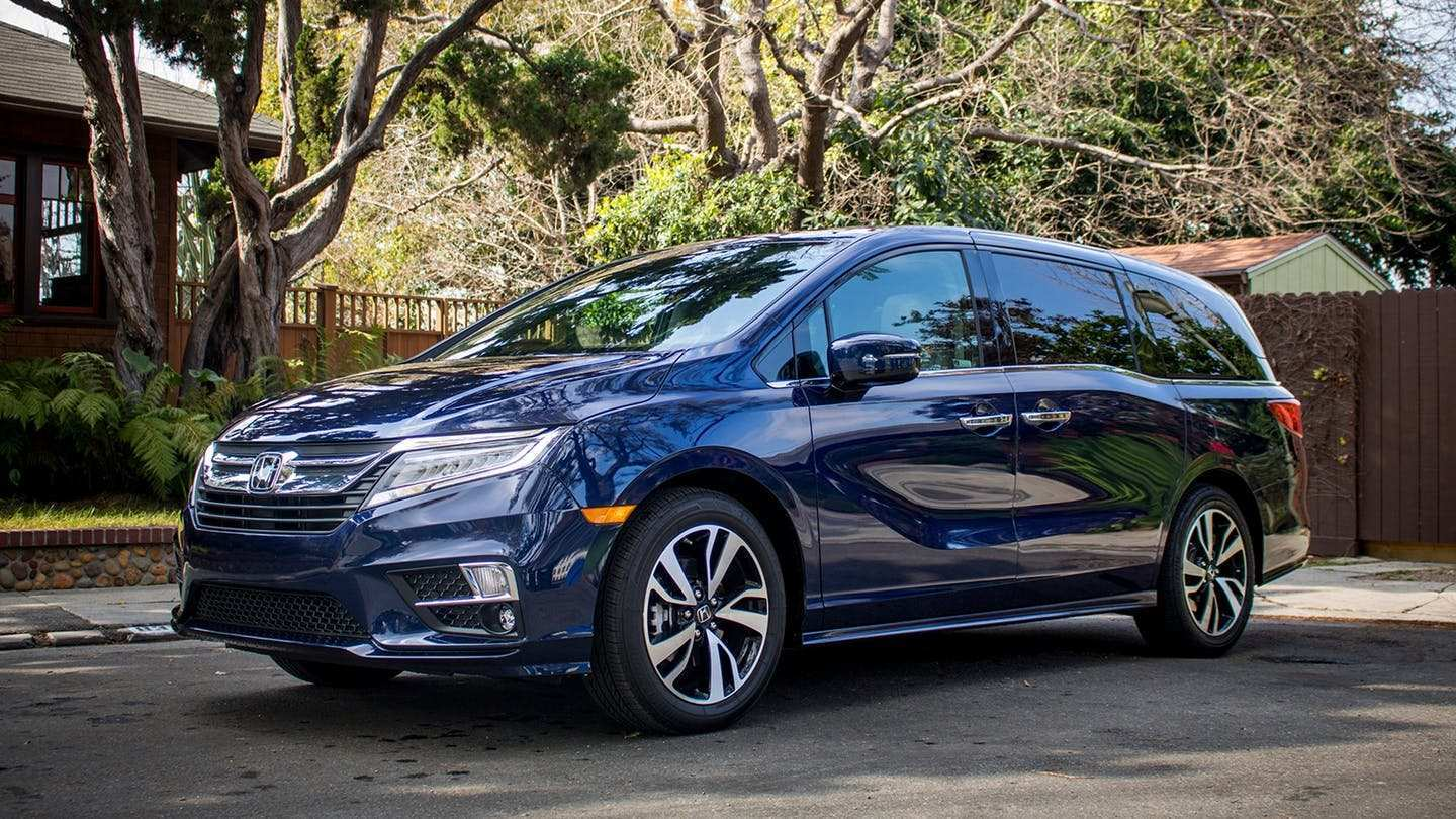 56 Best Toyota Odyssey 2019 Research New