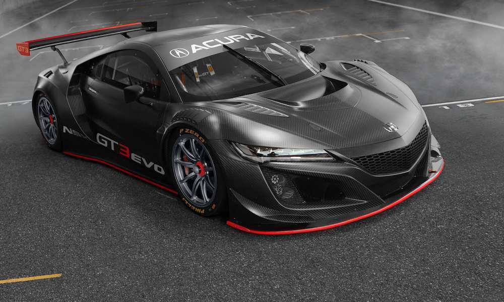 56 New 2019 Acura NSX Redesign And Review