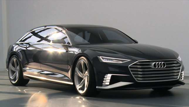 56 New 2019 Audi A9 Concept Release