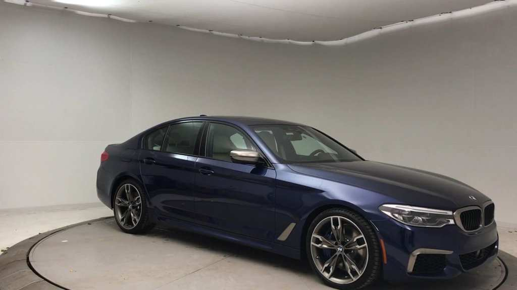 56 New 2019 BMW 550I Engine