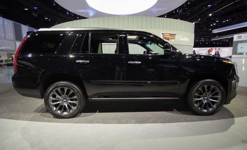 56 New 2019 Cadillac Escalade Vsport First Drive