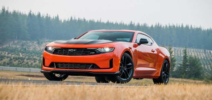 56 New 2019 Chevrolet Camaro Wallpaper