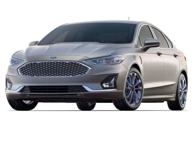 56 New 2019 Ford Fusion Energi Exterior