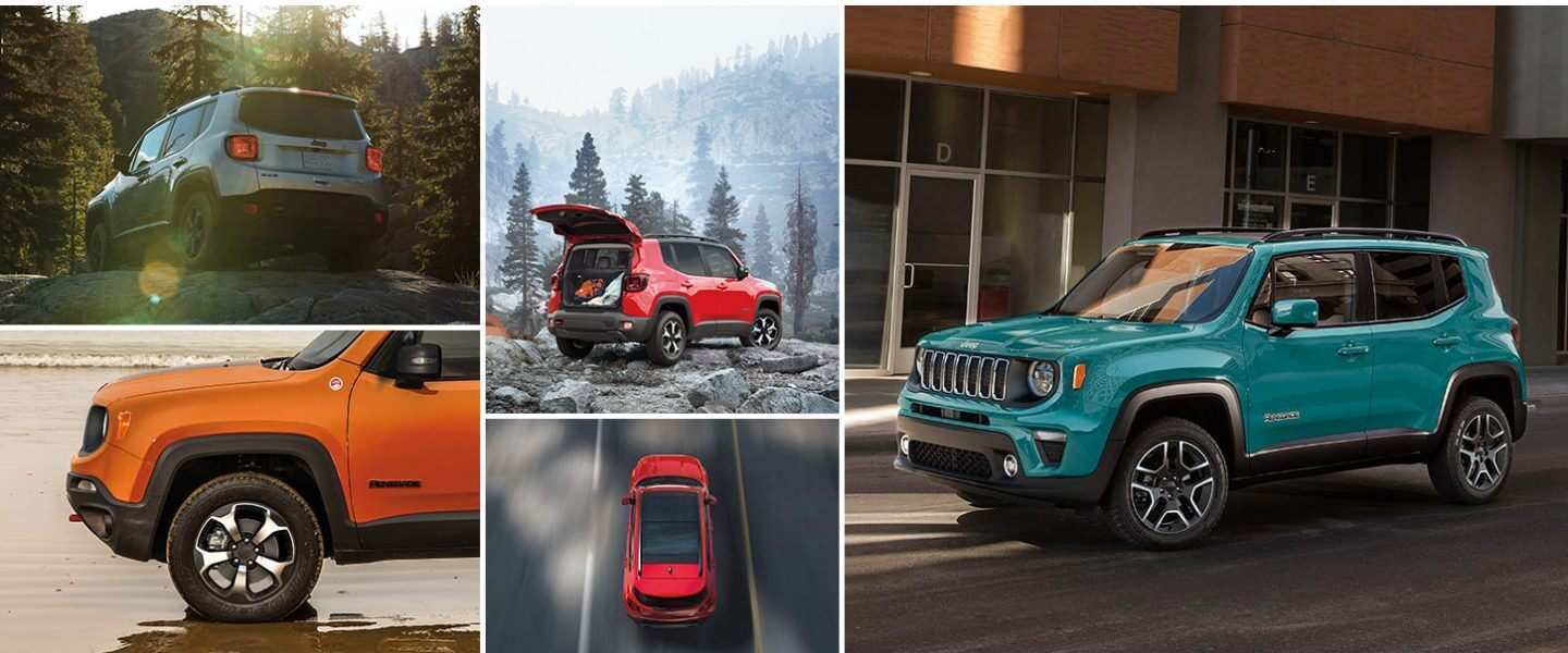56 New 2019 Jeep Renegade Redesign