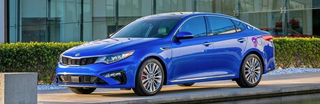 56 New 2019 Kia Optima Specs Redesign