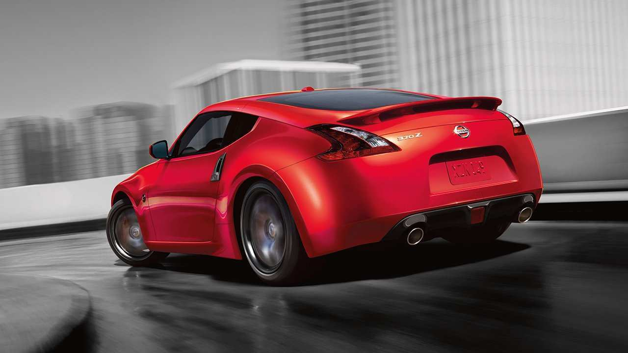 56 New 2019 Nissan Z Car Price Design And Review