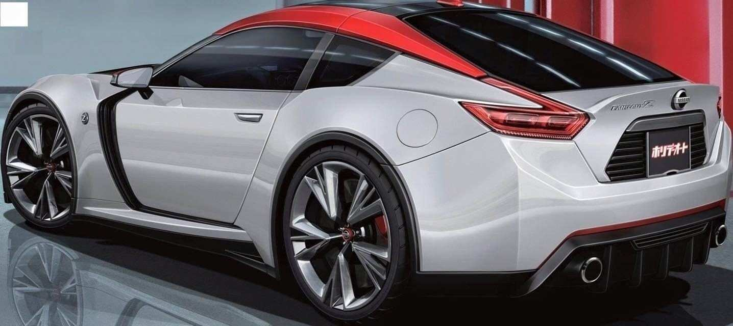 56 New 2019 Nissan Z35 New Model And Performance