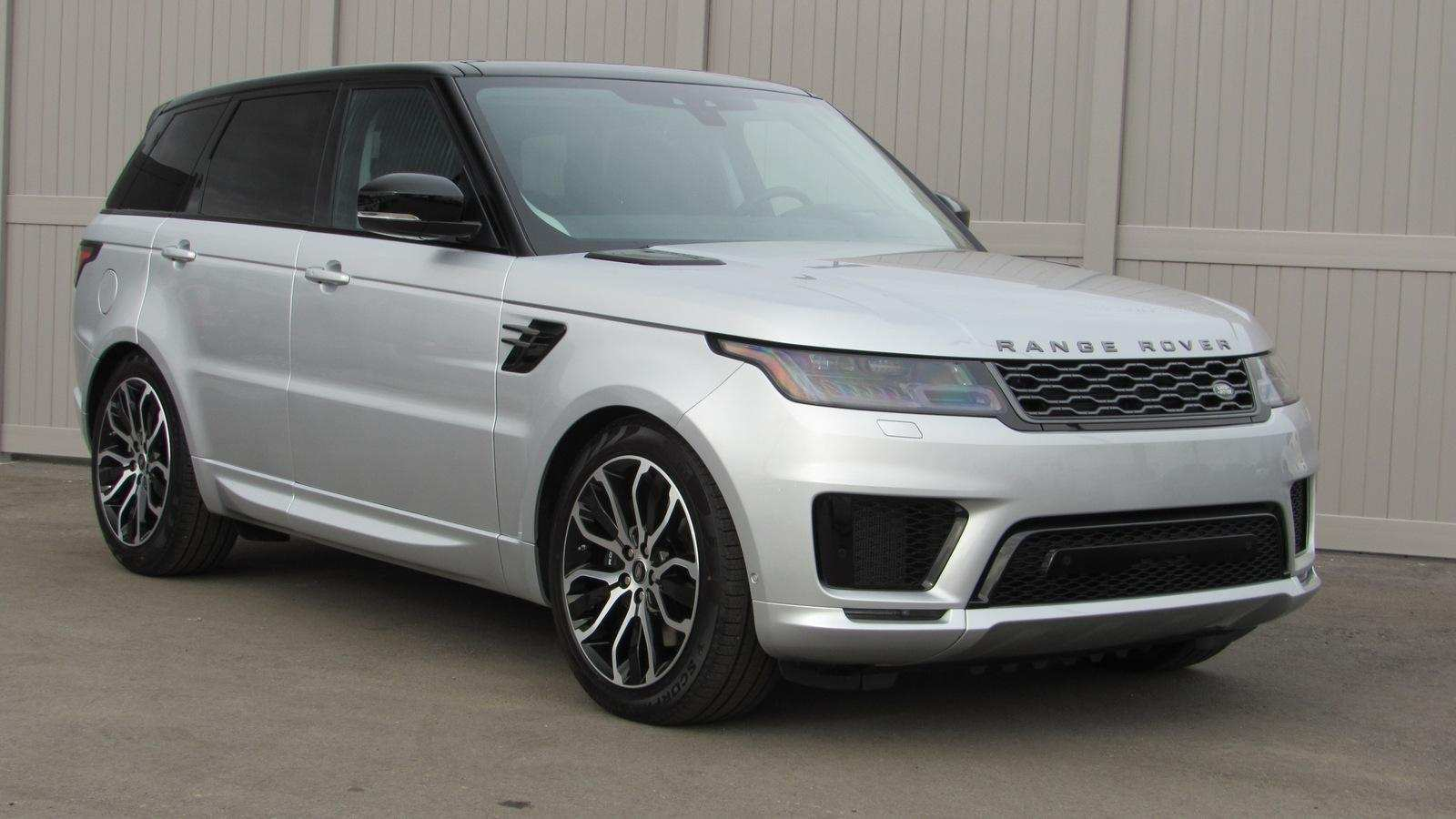 56 New 2019 Range Rover Sport Pictures