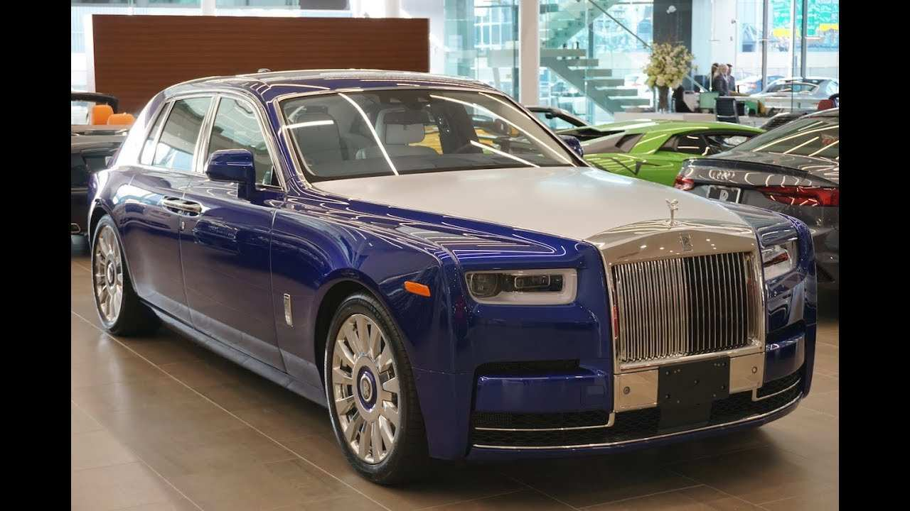 56 New 2019 Rolls Royce Phantoms Model