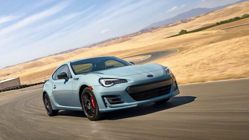 56 New 2019 Subaru Brz Sti Performance And New Engine