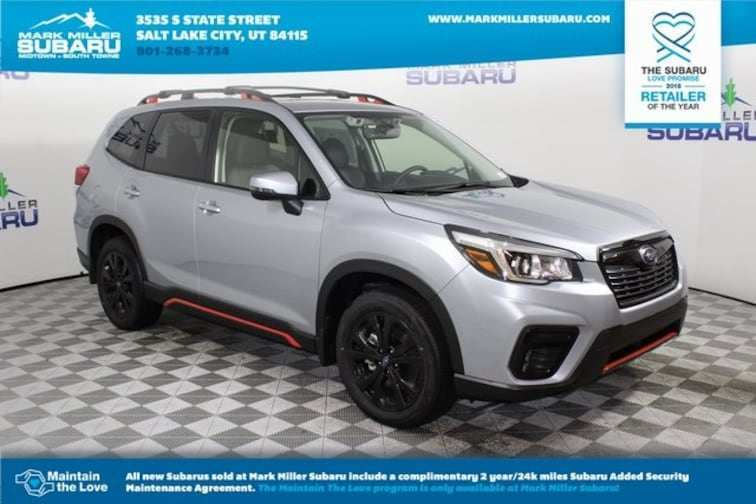 56 New 2019 Subaru Forester Sport 2 Model