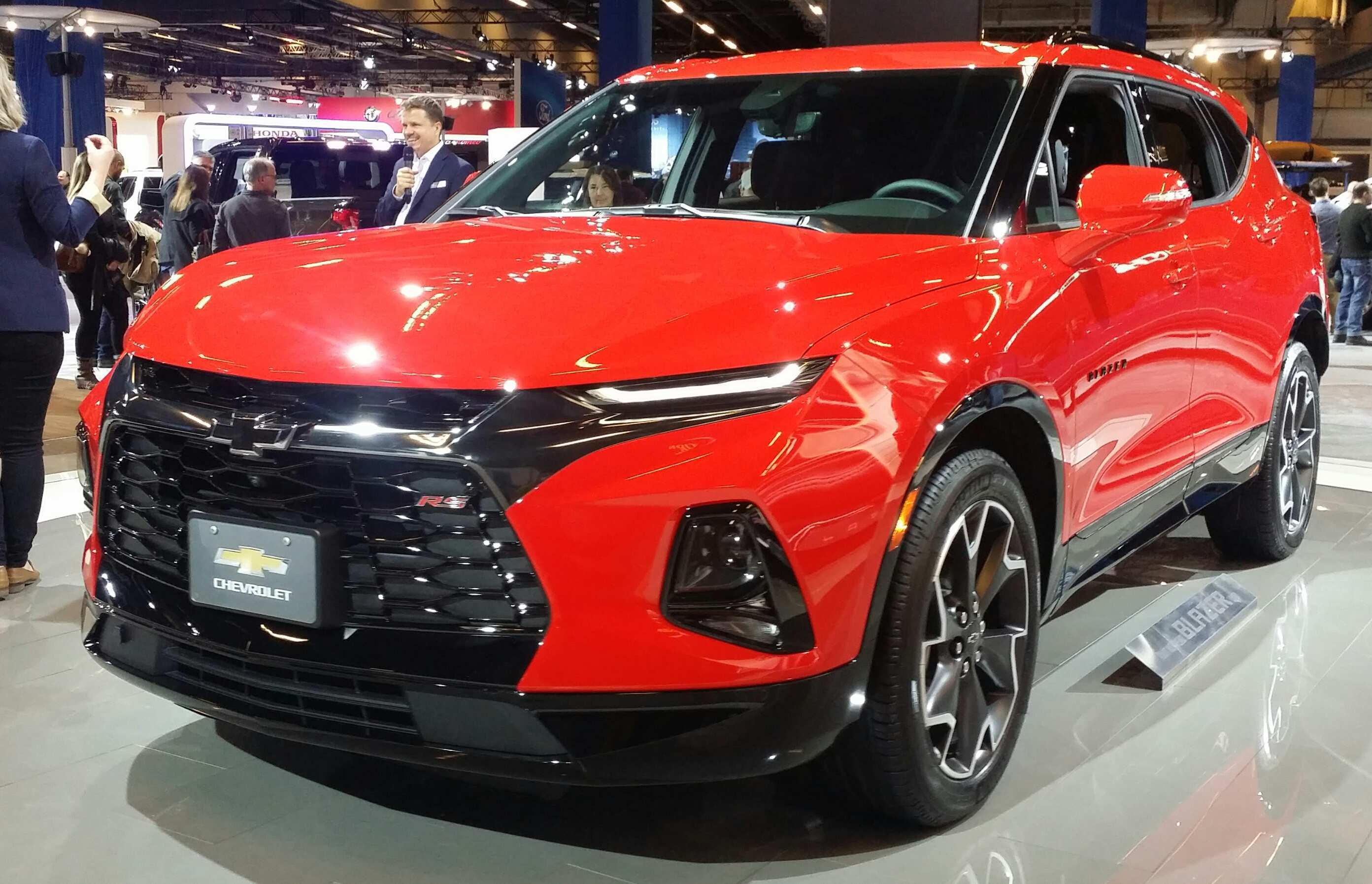 56 New 2019 The Chevy Blazer Concept And Review