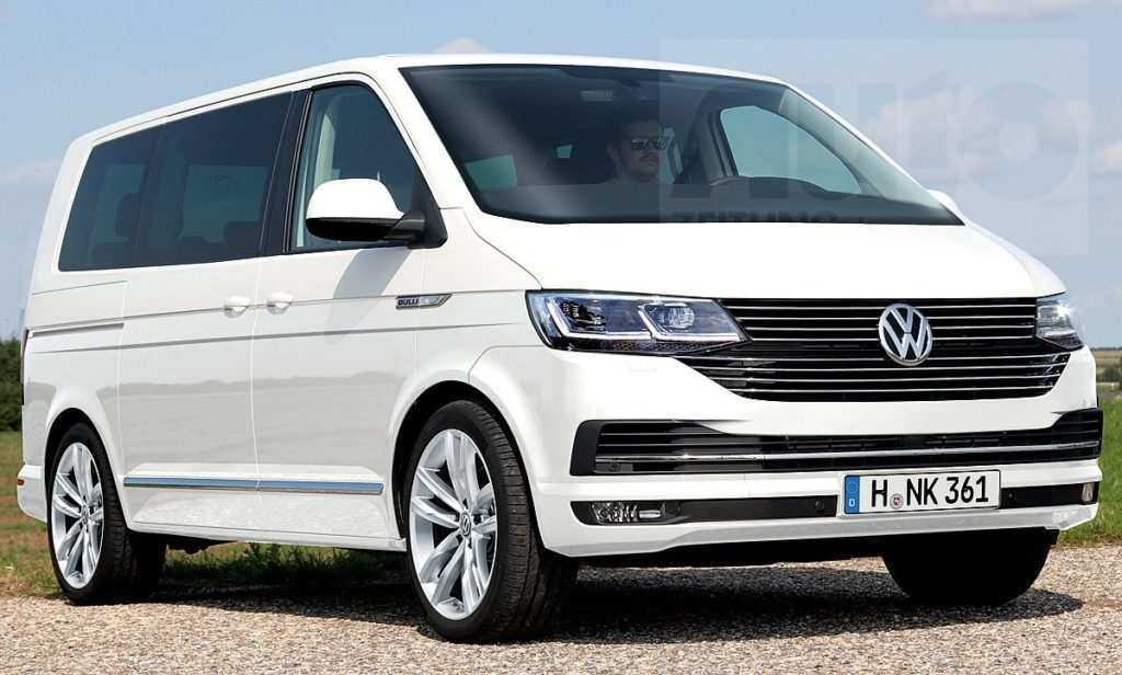 56 New 2019 VW Transporter Concept And Review