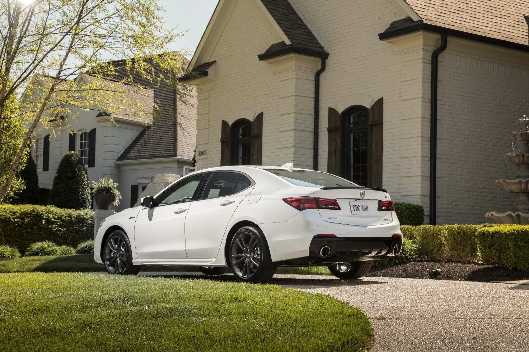 56 New 2020 Acura TLX Wallpaper
