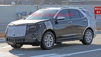 56 New 2020 Chevrolet Equinox Pictures