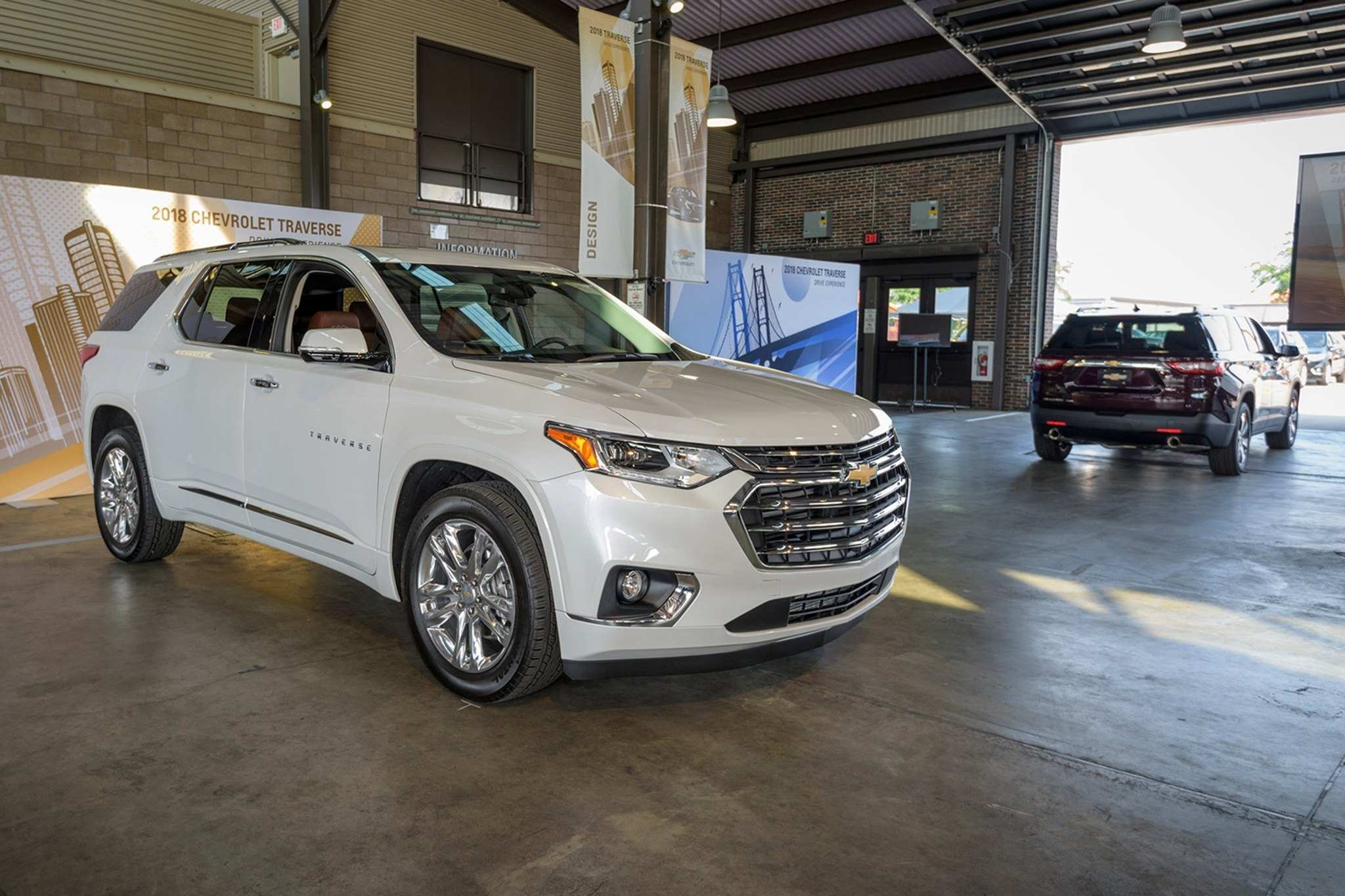 56 New 2020 Chevy Traverse Concept And Review