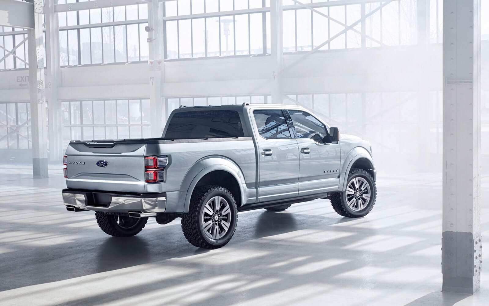 56 New 2020 Ford Atlas Overview