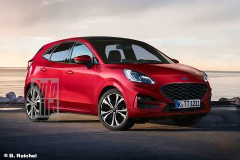 56 New 2020 Ford Fiesta Wallpaper