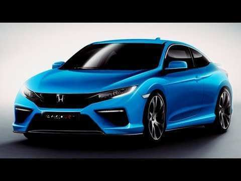 56 New 2020 Honda Civic Si Overview