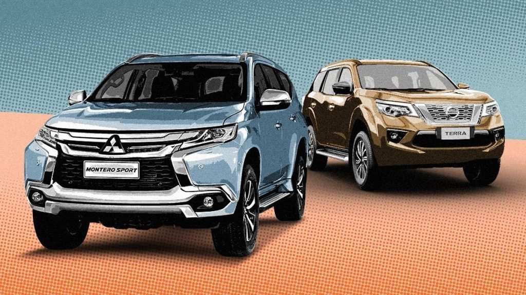 56 New 2020 Mitsubishi Montero Sport Philippines First Drive