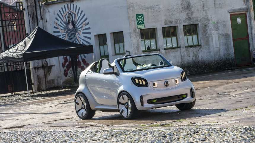 56 New 2020 Smart Fortwo Exterior