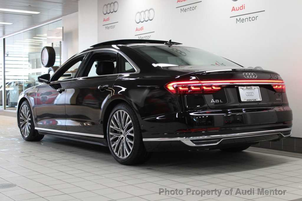 56 New Audi A8 Engine