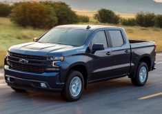 Chevrolet Lineup For 2020