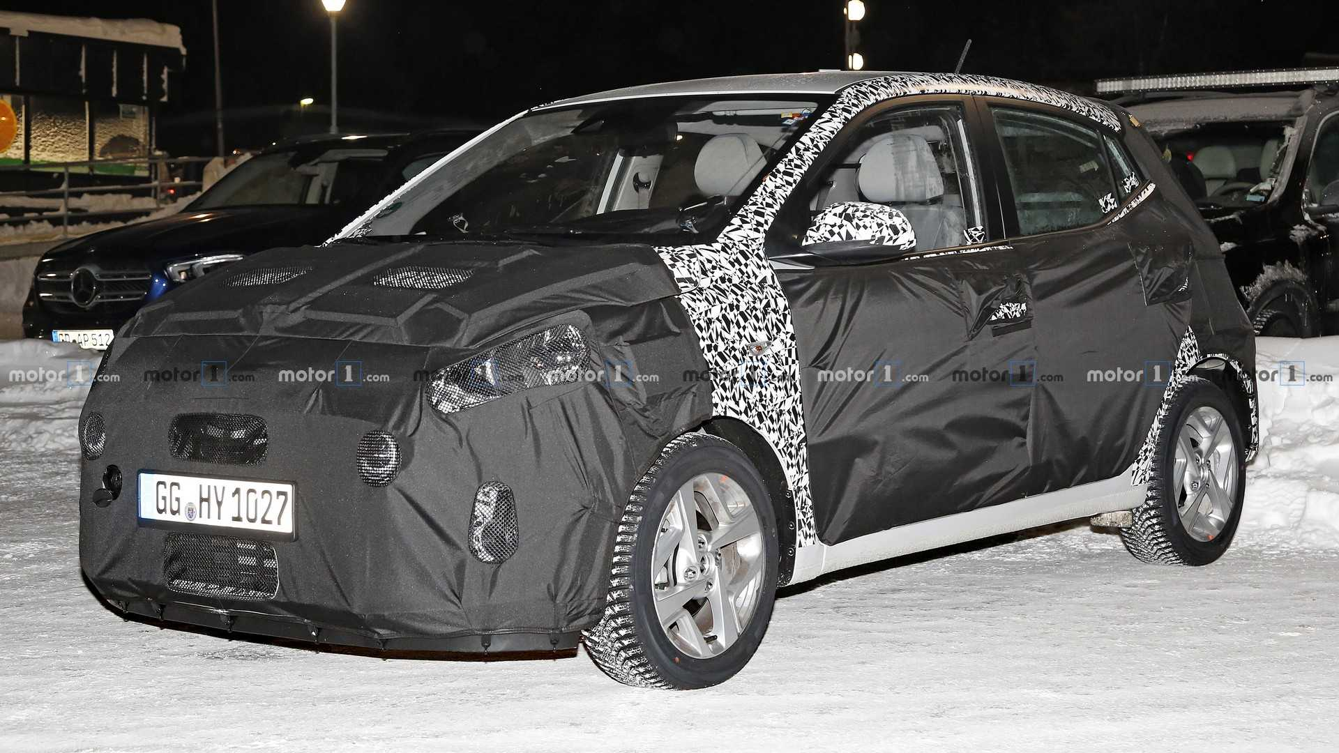 56 New Hyundai I10 2020 Redesign And Review