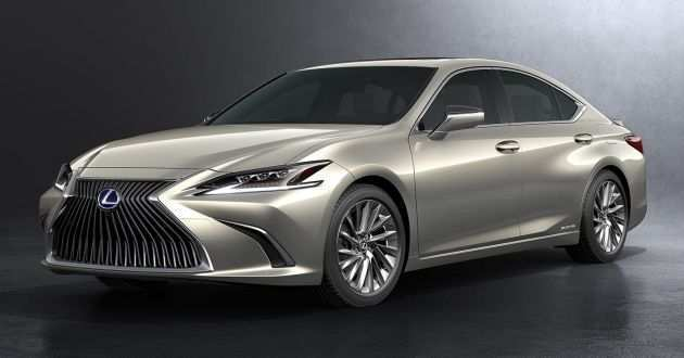 56 New Lexus 2019 F Sport Spesification