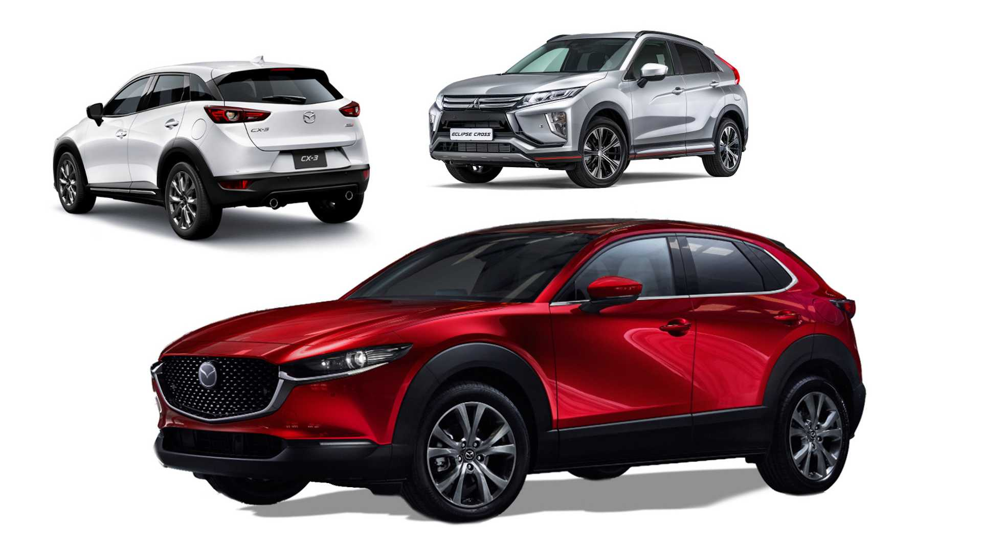 56 New Mazda Cx 3 Hybrid 2020 Redesign And Concept
